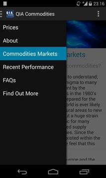 QIA Commodities apk screenshot