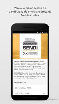 SENDI - 2016 poster