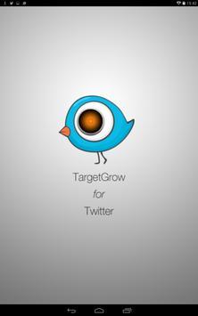 TargetGrow Twitter Followers apk screenshot