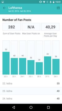 Socialbakers Analytics apk screenshot