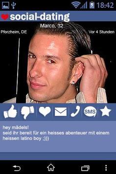 Social Flirt & Dating APP apk screenshot