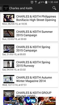 Charles & Keith apk screenshot