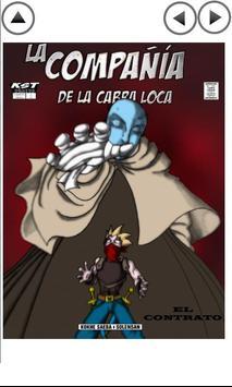 La Compañía de la Cabra Loca 2 poster