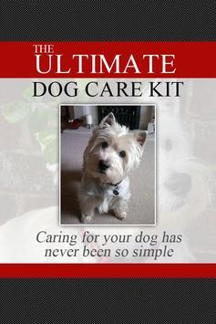 Ultimate Dog Care Kit poster