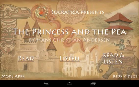 The Princess and the Pea apk screenshot