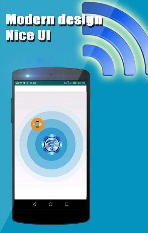 how to connect android wifi hotspot with laptop