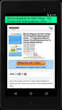 FREE Kindle Books for Juniors apk screenshot