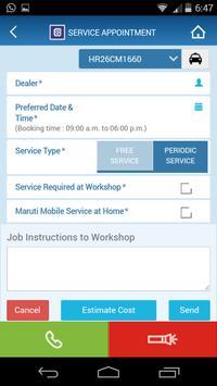 Maruti Care apk screenshot