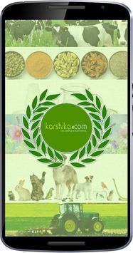 Karshika poster