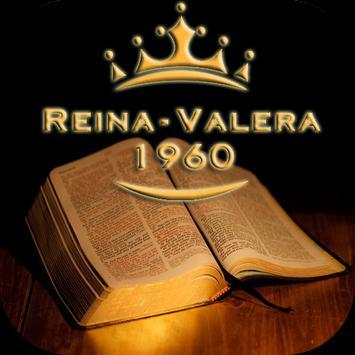 Reina Valera 1960 Santa Biblia poster