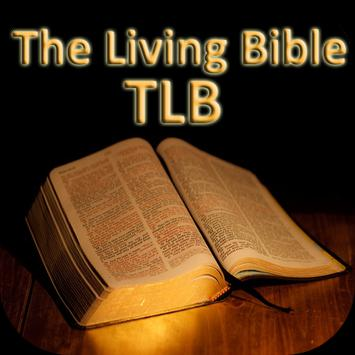 The Living Bible (TLB) + poster