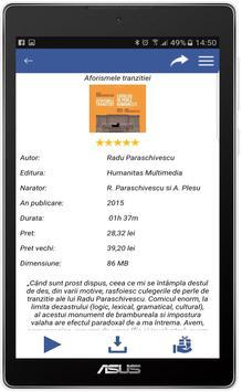 Audio Libraria apk screenshot