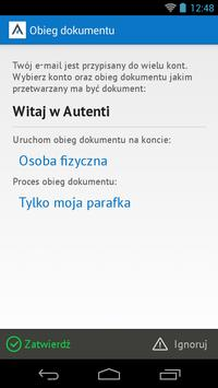 Autenti apk screenshot