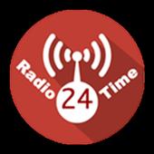 Radio 24 Time icon