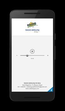 Radio Birgunj apk screenshot