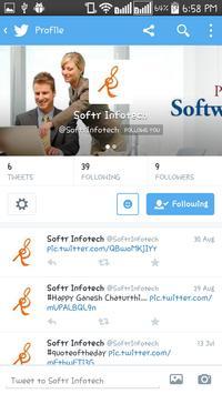 SoftR InfoTech apk screenshot