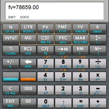 MxCalculator 10B Business Free apk screenshot