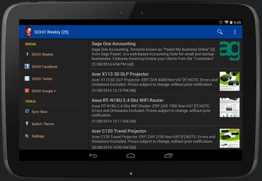 SOHO Computers apk screenshot