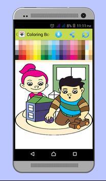 Coloring Book for Children apk screenshot