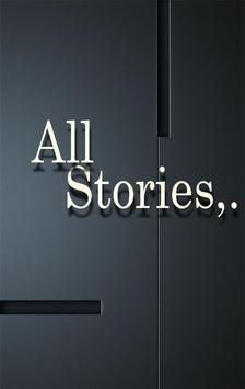 Story App - All stories poster