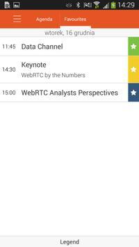 WebRTC Paris apk screenshot