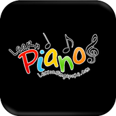 Learn Piano Lesson icon