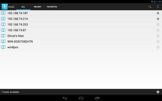 DameWare Mobile for Android apk screenshot