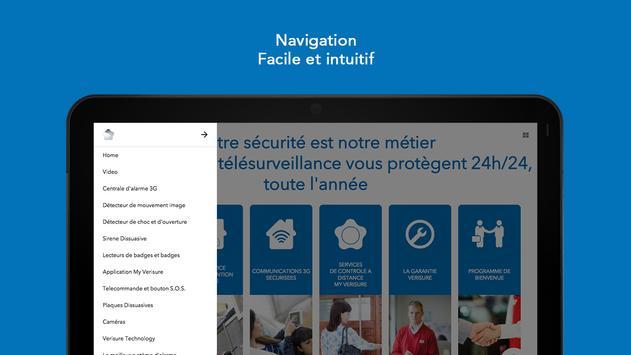 Verisure FR apk screenshot