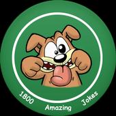 1800 Amazing Jokes icon