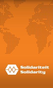 Solidariteit poster