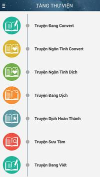 Doc truyen | Tang Thu Vien apk screenshot