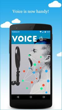 Voice IVR & Cloud Telephony poster