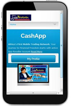 CashApp poster