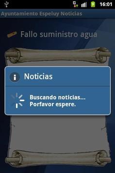 Espeluy Noticias apk screenshot