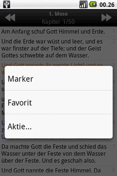 Die Bibel, Luther (Holy Bible) apk screenshot