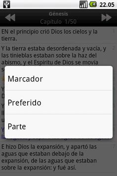 Santa Biblia (Holy Bible) apk screenshot