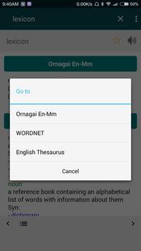 Lexicon - StarDict Dictionary apk screenshot