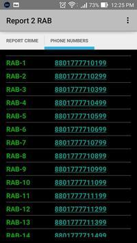 Report 2 RAB apk screenshot