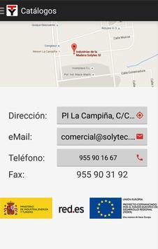 Solytec Catalogo apk screenshot