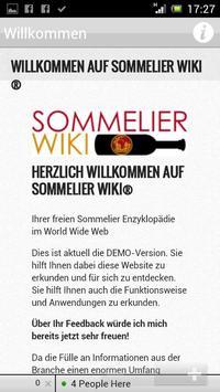 Sommelier WIKI® apk screenshot