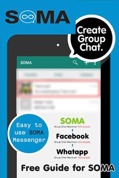 Guide for SOMA free call-HD! apk screenshot