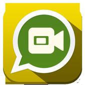 Free Video Call Whatssup prank icon