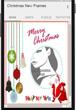 Amazing Christmas Frame poster