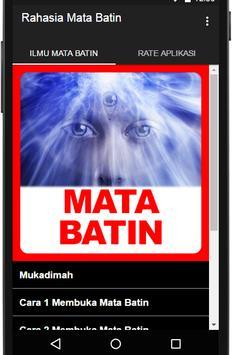 Rahasia Mata Batin poster