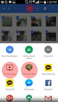 NearShare - All of WiFi Direct apk screenshot