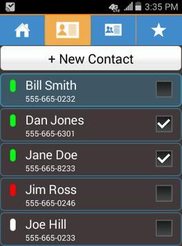 AT&T Enhanced PTT-Sonim XP6 apk screenshot