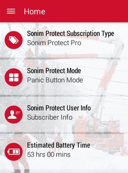 Sonim Protect apk screenshot