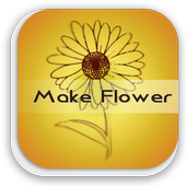 Learn How To Make Flower icon