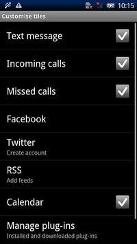 LiveView™ application apk screenshot
