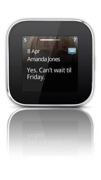 Messaging smart extension poster